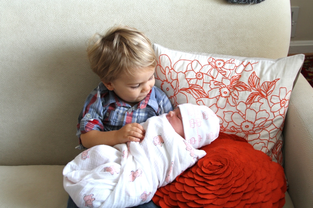 Henry meeting Magnolia for the first time